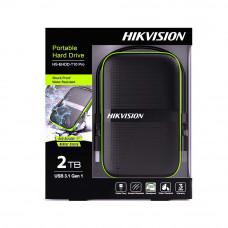 Портативный жесткий диск 2ТБ Hikvision HS-EHDD-T10 Pro