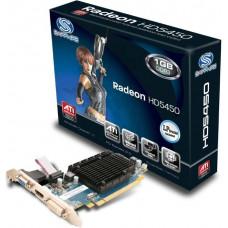 Видеокарта Sapphire HD 5450 1GB DDR3
