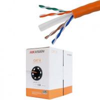 Hikvision DS-1LN6-UX Кабель UTP CAT6e