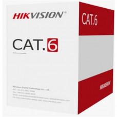 Hikvision DS-1LN6U-W/CCA Кабель UTP CAT.6